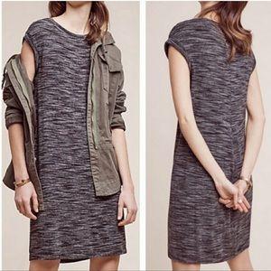 Anthro CLOTH & STONE Cap Sleeve Shirt Dress G40